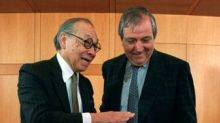 Architect I.M. Pei dies at age 102: New York Times