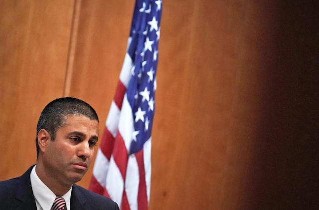 FCC Chairman Ajit Pai cancels appearance at CES