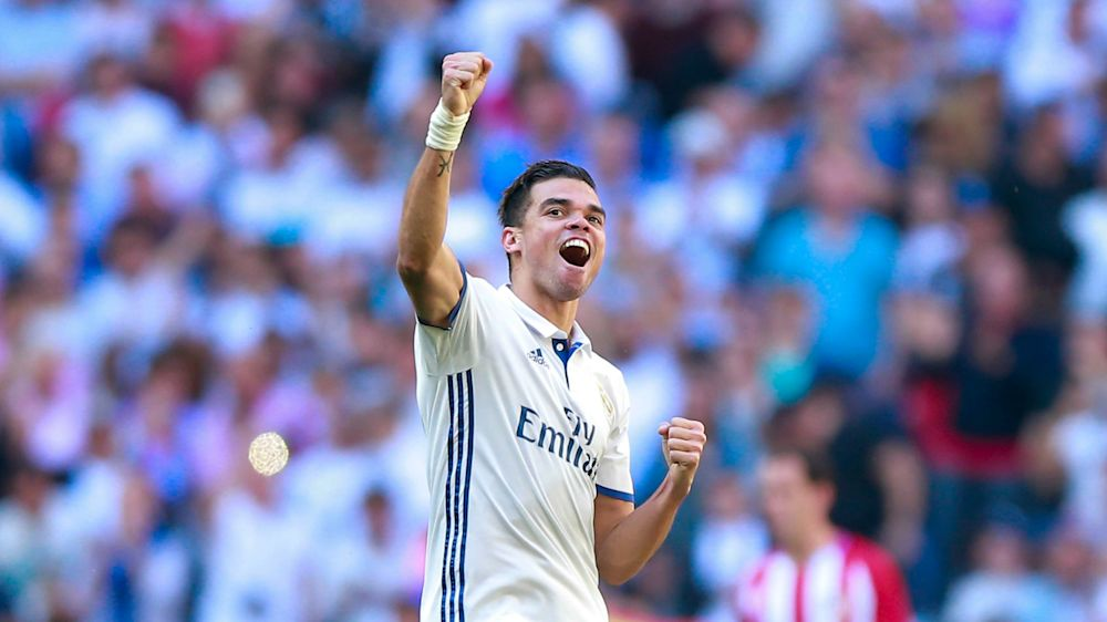 'I will wait for Madrid until the last second' - Pepe happy wait for new deal
