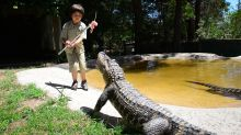The 8 Year Old Gator Wrangler | KICK-ASS KIDS