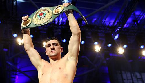 "Boxen: ""Alis Gürtel"": Huck boxt in Dortmund um WBC-Titel"