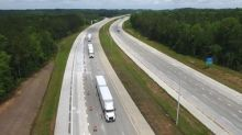 Volvo Trucks and FedEx Successfully Demonstrate Truck Platooning on N.C. 540 (Triangle Expressway)