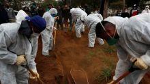 Brasil ultrapassa marca de 80 mil mortes por Covid-19