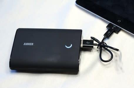 Anker Astro 3 12,000 mAh External Battery won't keep you tied to an outlet