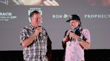 Val Kilmer meets fans at special screening of original 'Top Gun' in Texas