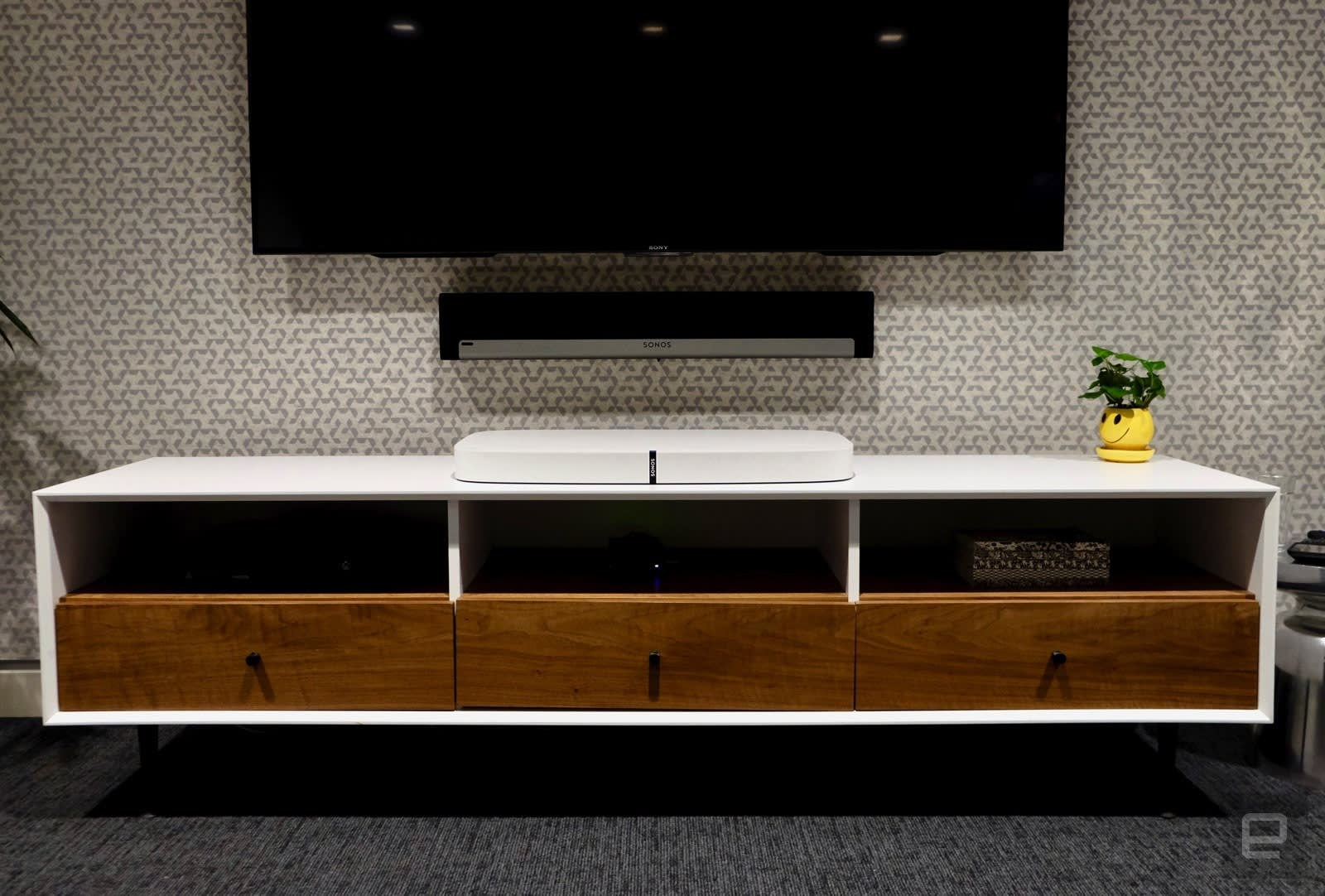 Sonos PlayBar and PlayBase