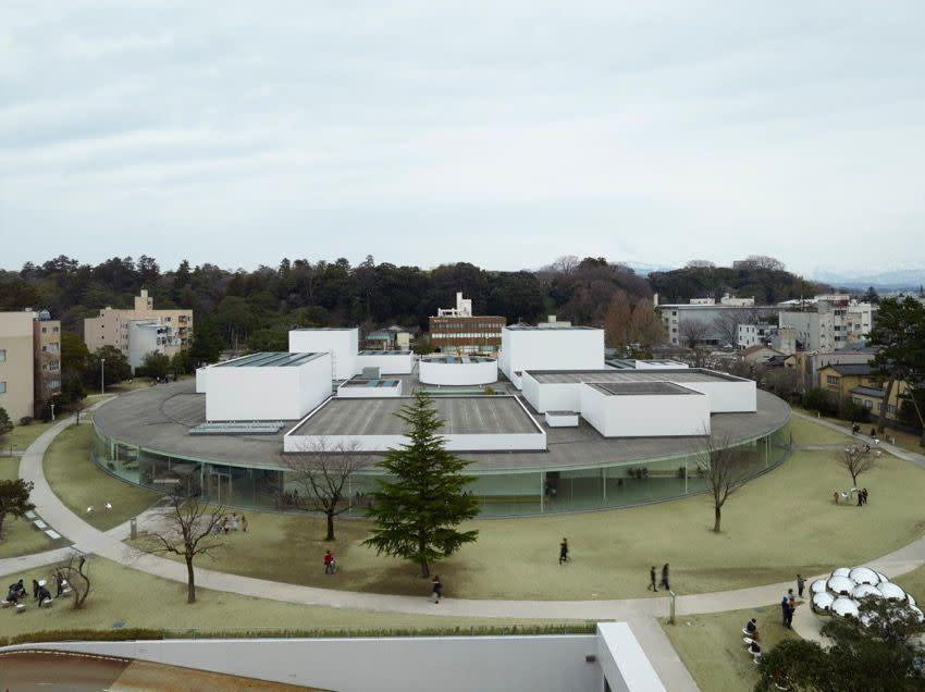 伝統の街金澤で現代藝術を体感しよう!金澤21世紀美術館の魅力と楽しみ方