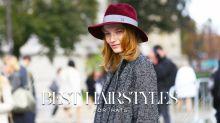 這幾天也在戴帽子的你,知道可以用這些髮型來提升造型時尚感嗎?