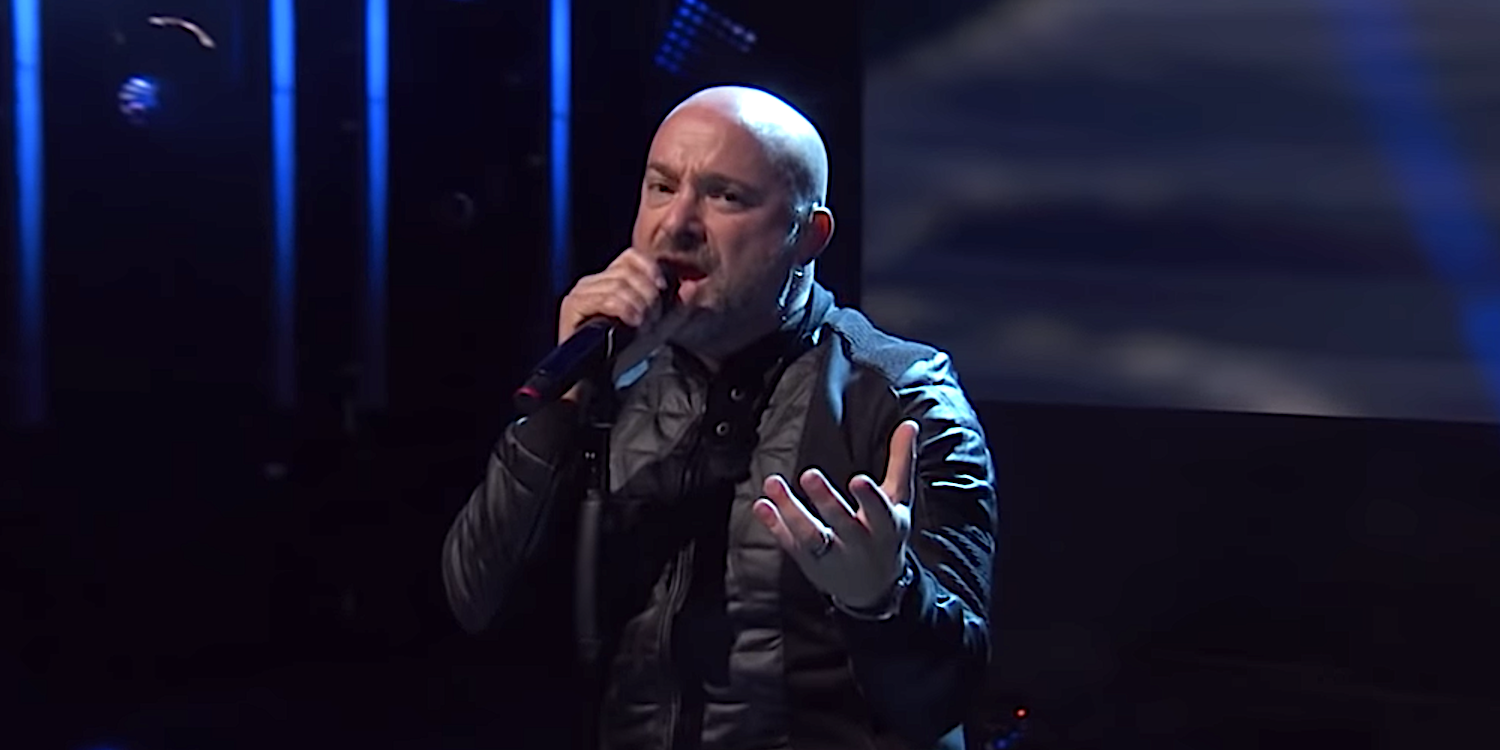 Disturbed kick off 2019 tour, perform two songs on Jimmy