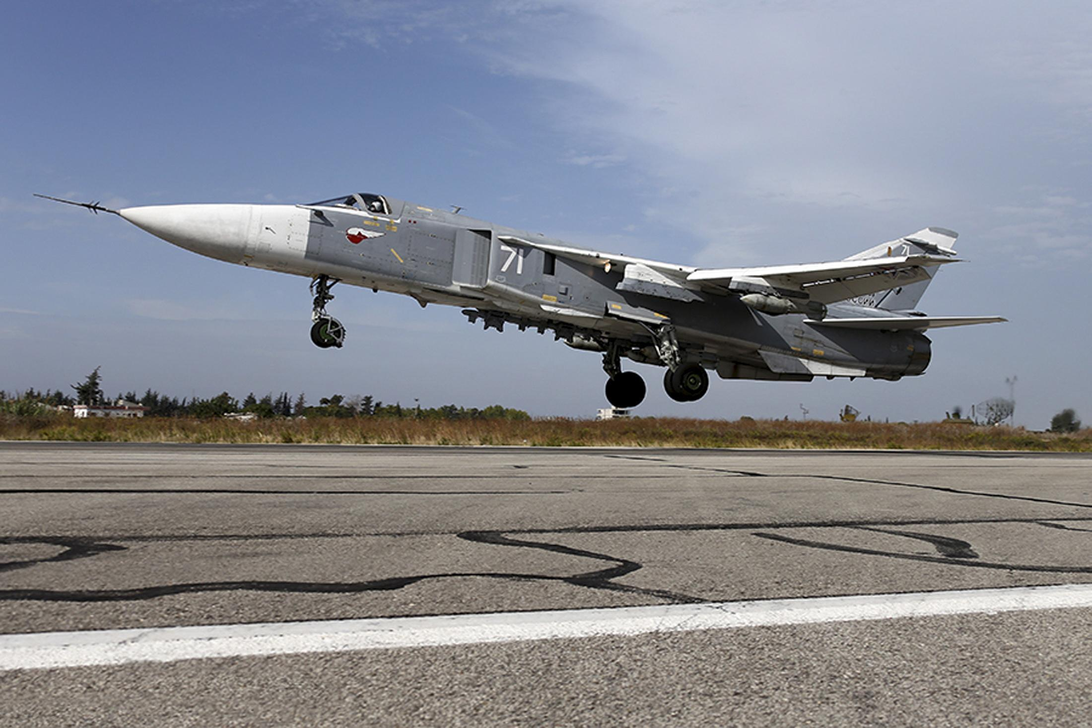 Russia Tested NATO Aircraft Four Times In Same Day