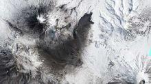 Du jamais-vu : un volcan qui repousse à sa taille d'origine !