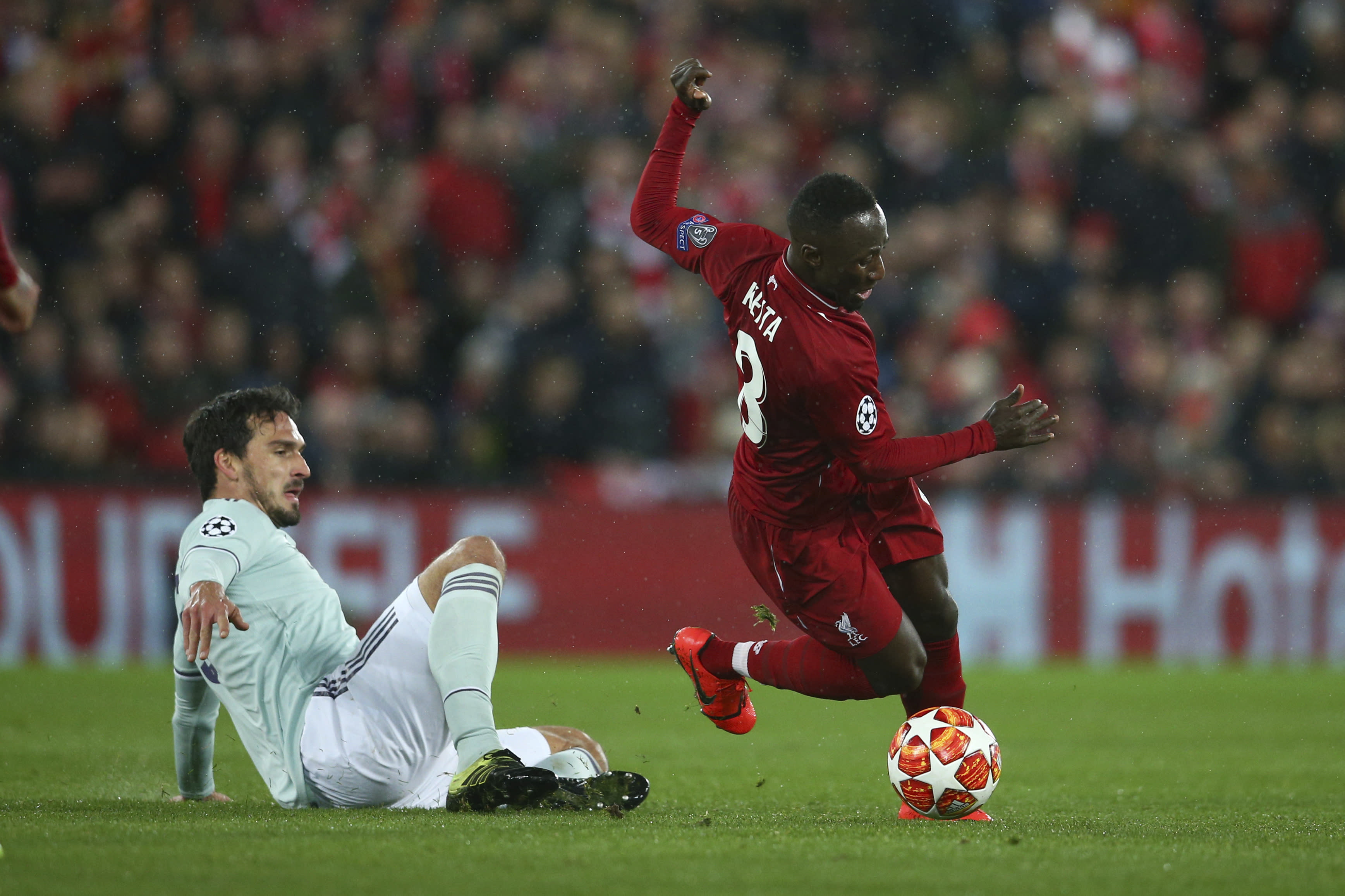 Champions League Bayern Liverpool Гјbertragung