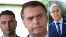 O que família Bolsonaro pode ganhar com saída de Witzel do governo do Rio