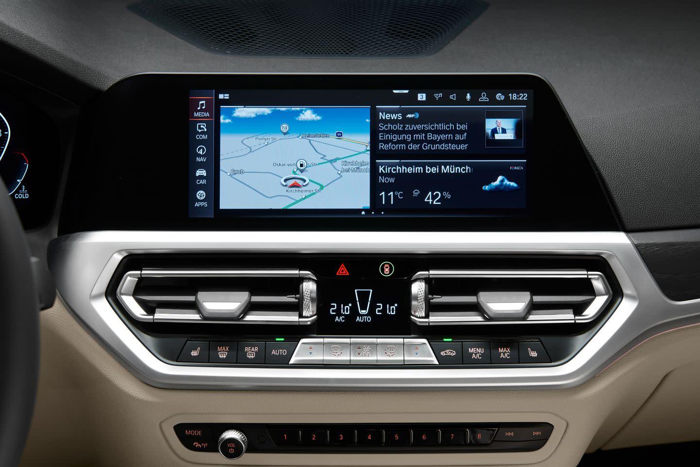 Photos of the 2020 BMW 3-Series Wagon