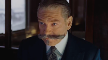 Poirot is on the case in new Murder On The Orient Express trailer