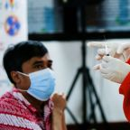 Indonesia health workers urge public to get vaccinated at campaign launch