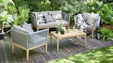 Argos launches garden furniture sale just in time for the heatwave