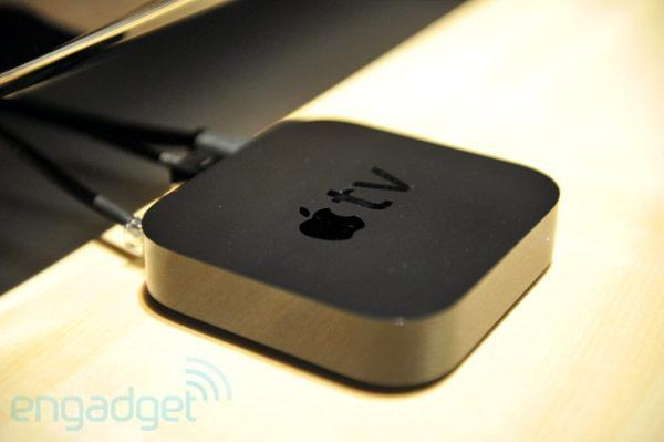 Apple TV (2012) hands-on!