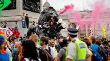 Extinction Rebellion campaigner says latest protests prove movement is 'mobilising across society'