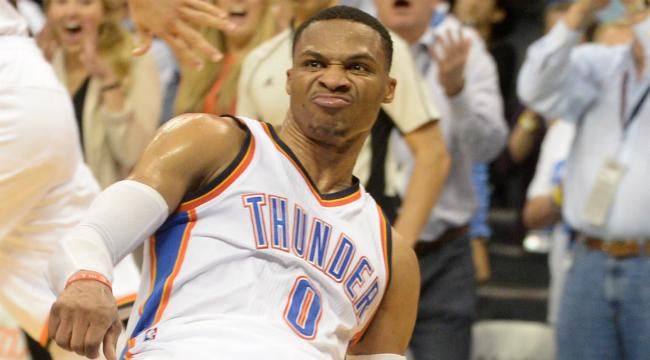 russell westbrook stunningly left - photo #21