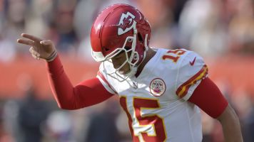 Mahomes featured on new 'Madden' cover