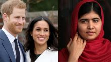 Harry And Meghan Talk To Malala About Girls' Education, Archie's Milestones