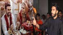 Deepika Padukone - Ranveer Singh Wedding: Ranveer Singh's clothes torn out during the wedding