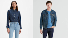 Sale alert: Almost everything at Levi's is currently 25% off