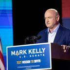 Arizona Democrat Mark Kelly sworn into the Senate