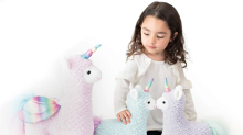 The llamacorn (yes, it's a thing) you need in your life—plus SO many more toys— are up to 67 percent off today on Amazon