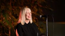 Sia reveals she adopted son after seeing him in a documentary