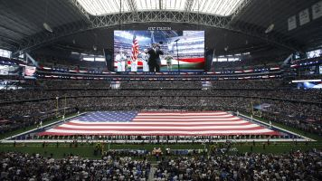 Report: NFL to play Black anthem for Week 1