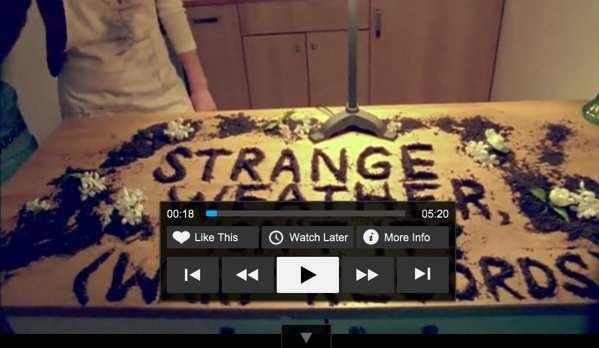 Vimeo launches Couch Mode, full screen browsing for the TV