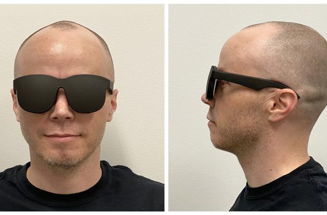 Facebook envisions using holographics for super-slim VR glasses