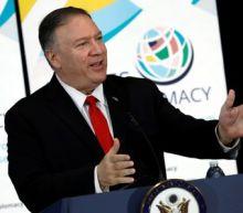 U.S. blames Iran for Saudi attacks, 'pretend' diplomacy