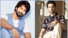 Shahid Kapoor's Cool Attire Or Rajkummar Rao's Casual Outfit, Which One Will You Prefer?