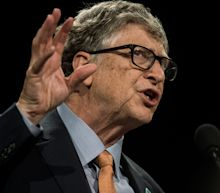 Bill Gates issued a stark warning for the world: 'As awful as this pandemic is, climate change could be worse'