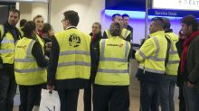 Coronavirus: Airport luggage firm Swissport slashes 4,500 jobs in UK