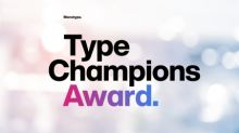 Monotype Announces Inaugural Type Champions Award Program to Recognize Brands Who Demonstrate Design and Typography Excellence