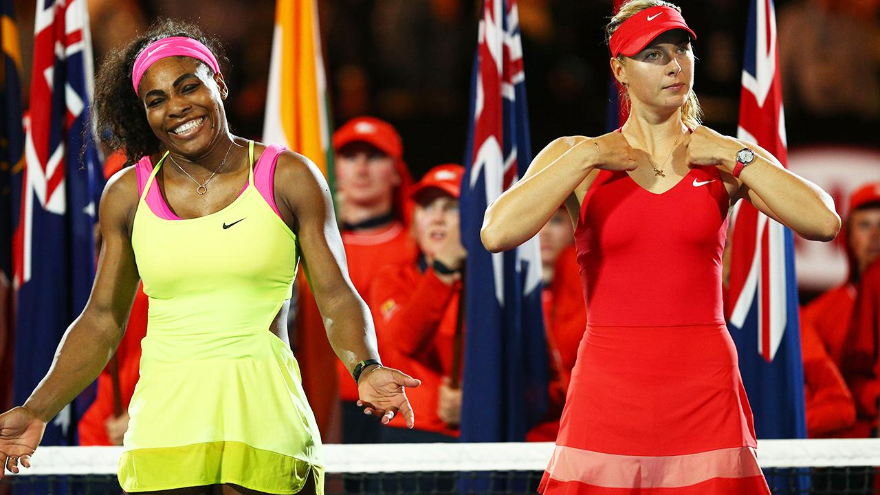 How Serena Williams convinced Maria Sharapova it was time to retire