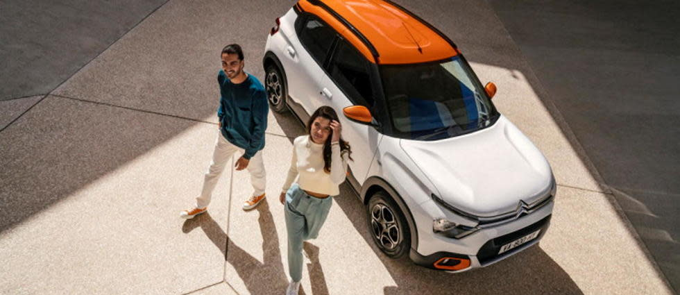 Citroën vise l'Inde avecun mini-SUV à 7000euros