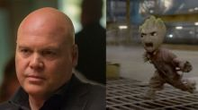GOTG director James Gunn suggests a Kingpin vs Baby Groot fight