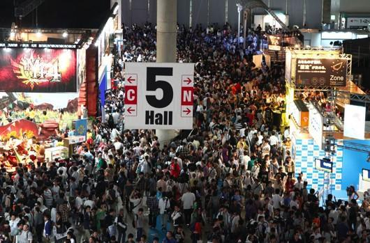 Tokyo Game Show breaks attendance records again