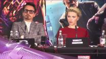 Entertainment News Pop: Scarlett Johansson's New Ring not a Sign of Engagement