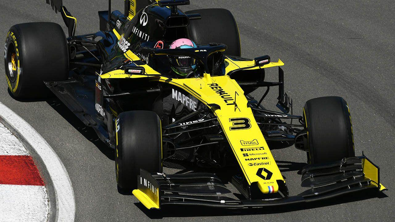 'F*** yes': Daniel Ricciardo stuns rivals with incredible qualifying drive