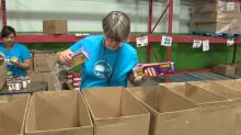 Edmonton food bank sees demand rise dramatically