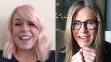 Jennifer Aniston surpreende enfermeira que contraiu coronavírus com doação de R$ 52 mil