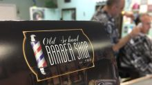 Farewell, mullet: The first haircut in a time of pandemic