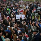 Belarus opposition prepares nationwide strike after police crackdown on protests