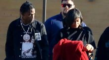 Kylie Jenner and Travis Scott Step Out Together After New Mom Shows Off Her 'Push Present'